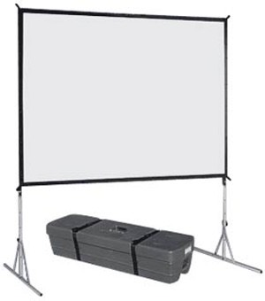 Fast-Easy-Fold-Projection-Screen